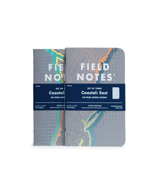 Field notes coastal